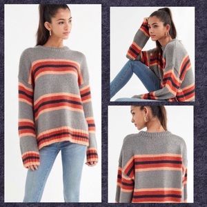 URBAN OUTFITTERS Bobby Boyfriend Striped Sweater S